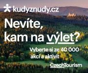 Kudyznudy.cz - tipy navýlet