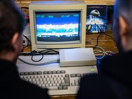 Commodore Amiga Víkend IX.