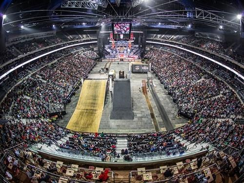 FMX Gladiator Games 2021