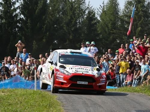 Atmosféra na Barum Czech Rally Zlín 2013