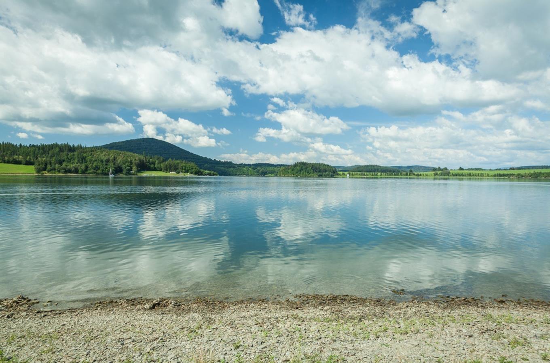 Vodní nádrž Slezská Harta - nejmladší přehrada v Česku