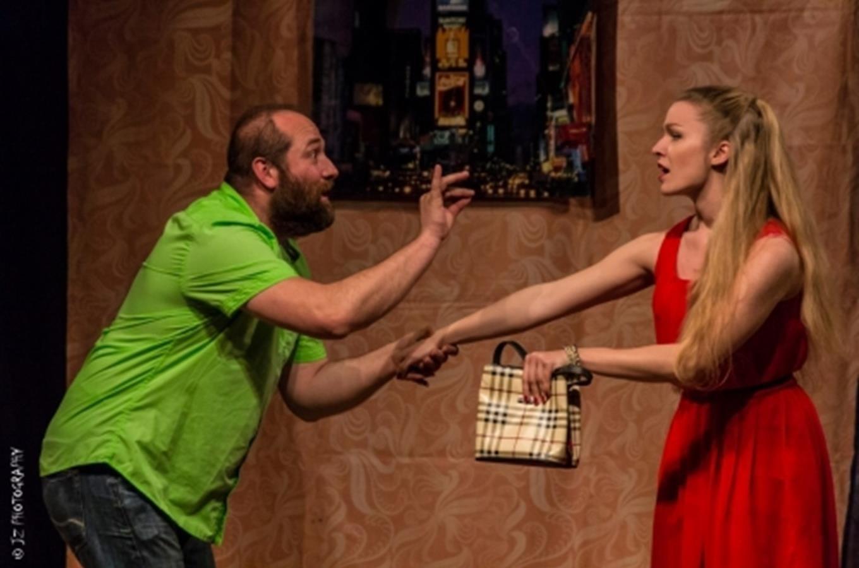 Hledm milence, zn.: Spch!!! (divadlo) - Moravsk Tebov