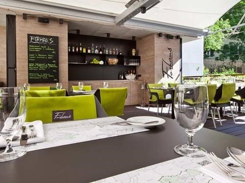 Forhaus Brno - wine and restaurant