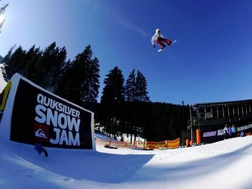 Snow Jam 2021 - FIS Snowboard World Cup