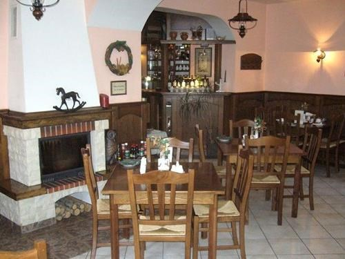 Restaurace-Pension Silvie ve Vlašimi