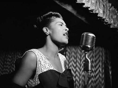 Tribute To World Legends… Billie Holiday