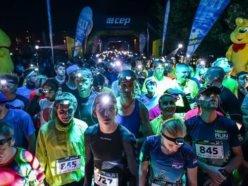 Night Run 2020 - Ostrava
