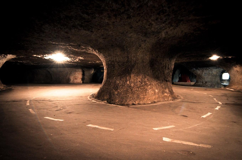 Kudy Z Nudy Pekelne Doly Nejvetsi Piskovcove Podzemi V Evrope