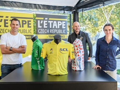 Tour de France v Česku - L'Etape Czech republic by Tour de France