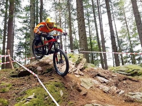 Enduro x race