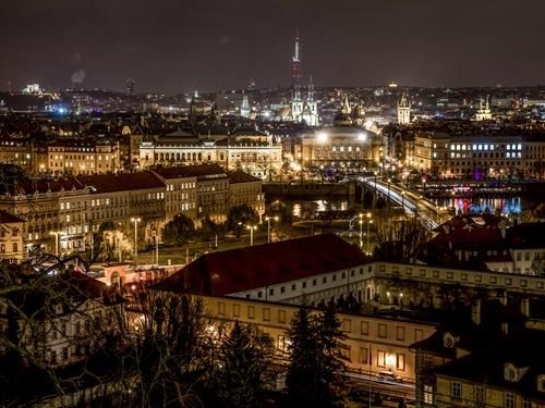 Christmas Night Run 2020 Praha