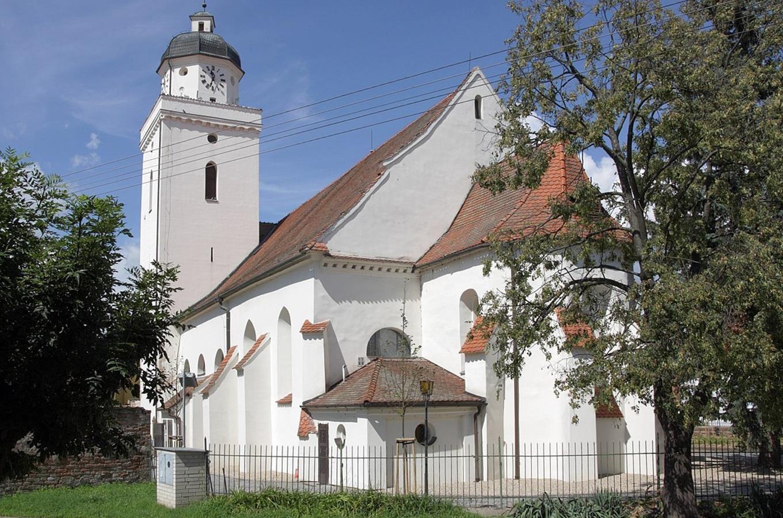 Datování kostel