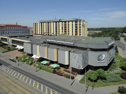 Congress & Wellness Hotel Olšanka