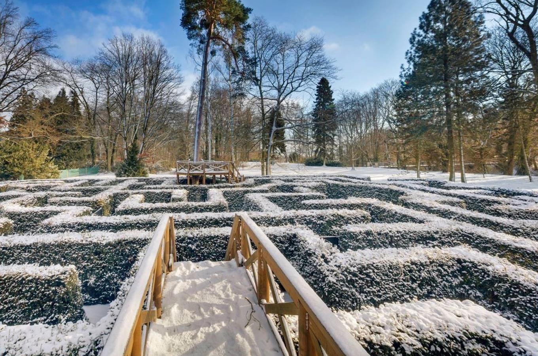 Labyrintárium Loučeň - první v České republice, jediné v Evropě