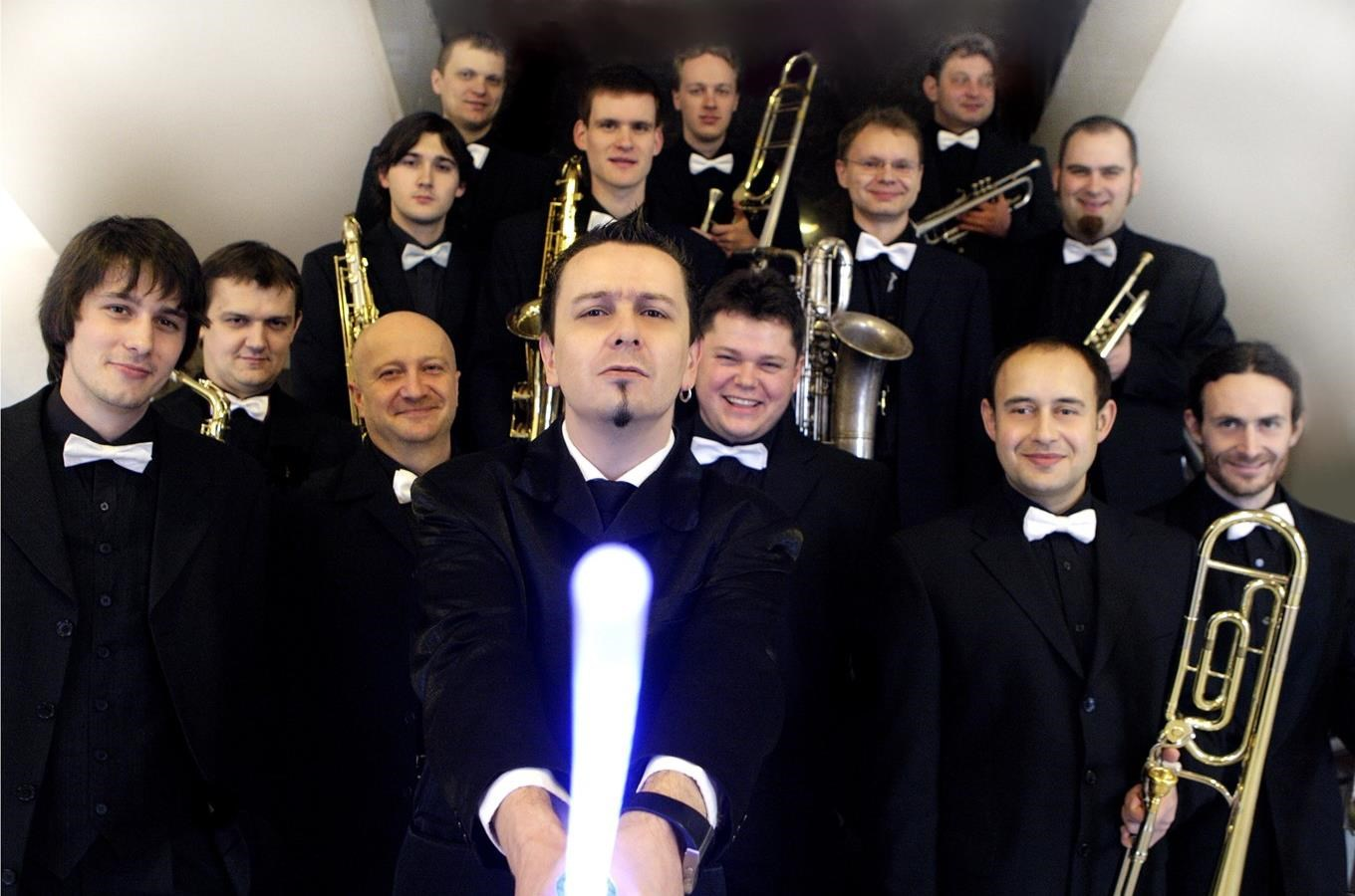 Jiří Ševčík + PIRATE SWING Band