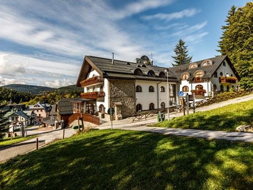 Wellness hotel Windsor - luxus v Krkonoších