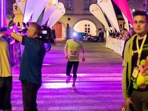 Night Run 2020 - Most