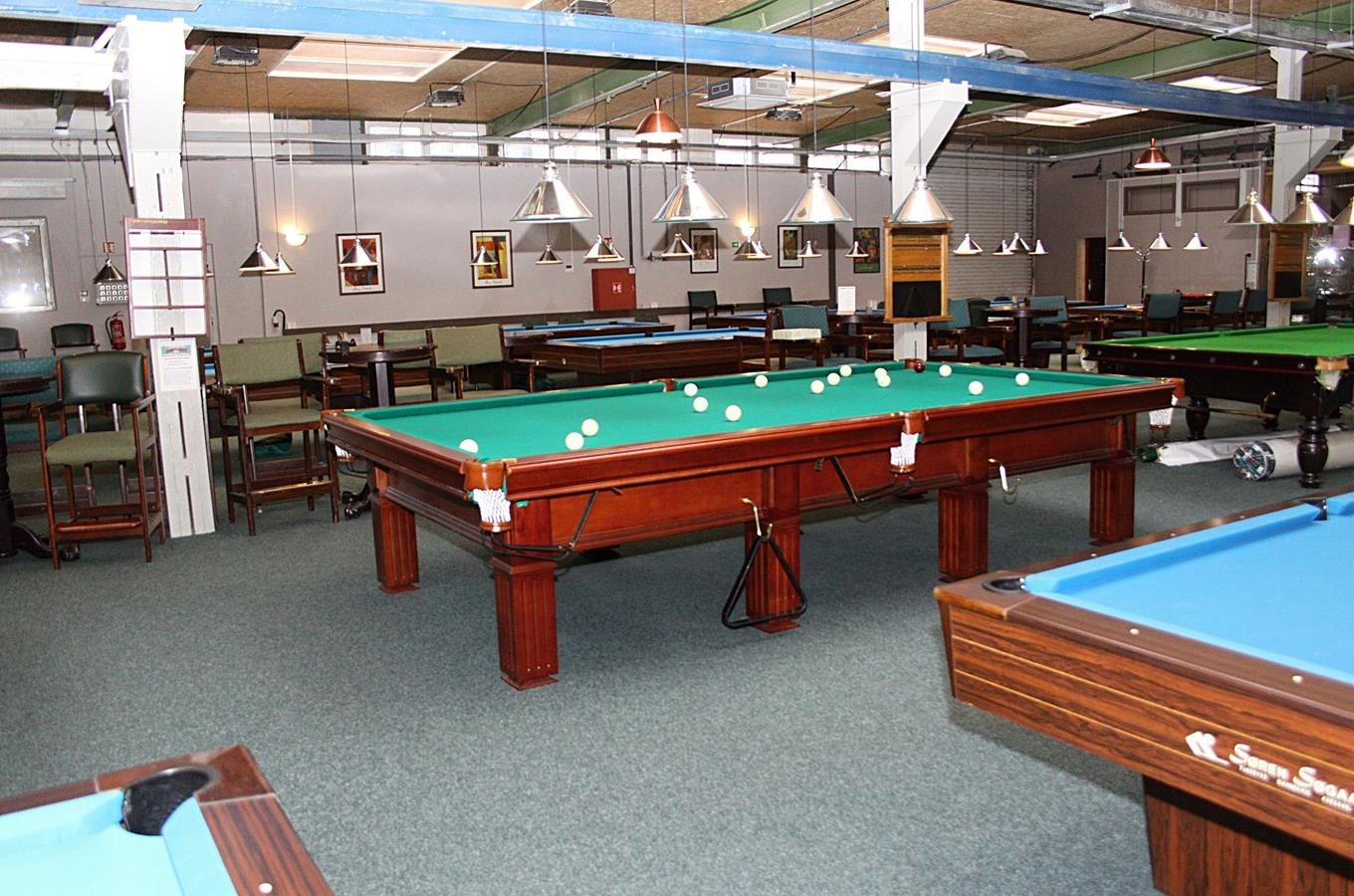 Billiard Centrum Kolbenka