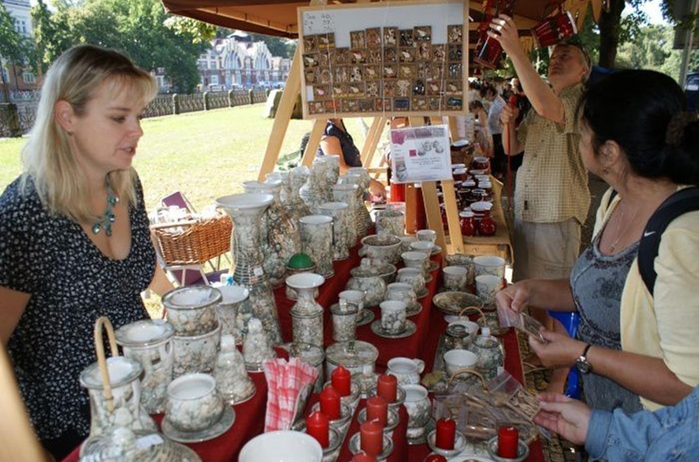 Nábreží keramiky a skla