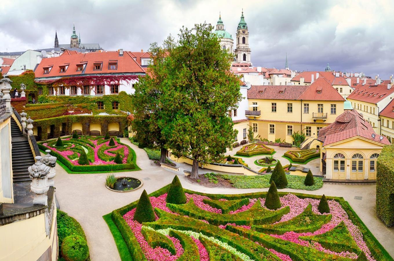 Kudy z nudy - Vrtbovská zahrada - nejkrásnější barokní zahrada v Praze