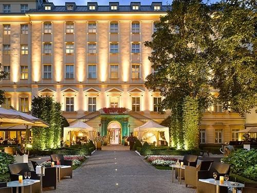 Hotel The Grand Mark Prague