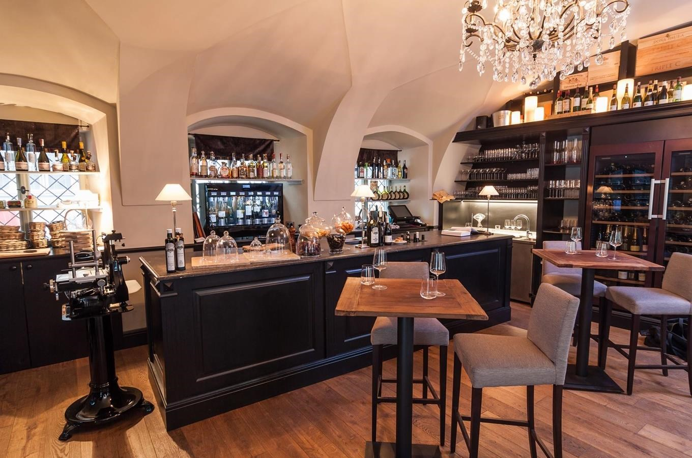 Restaurace a bar Grand Cru
