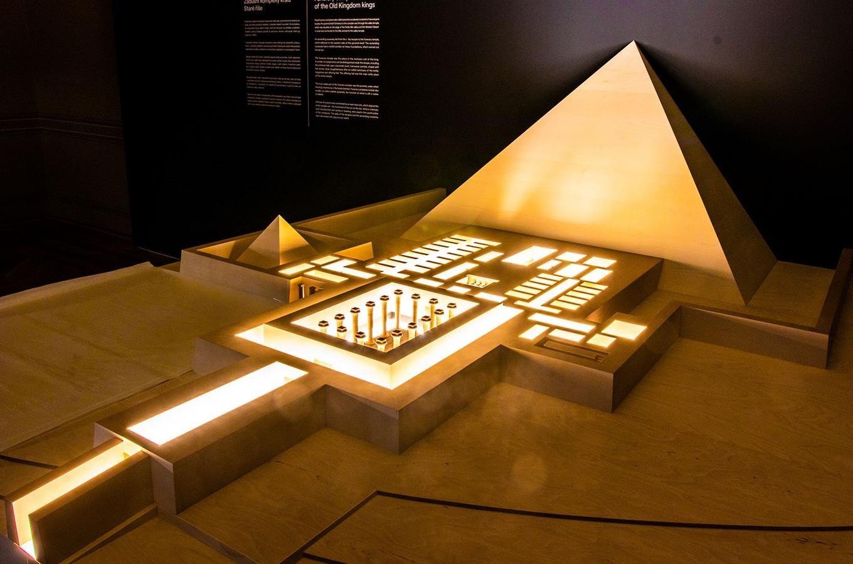 Kudy z nudy - Sluneční králové v Národním muzeu - unikátní výstava o starém  Egyptě