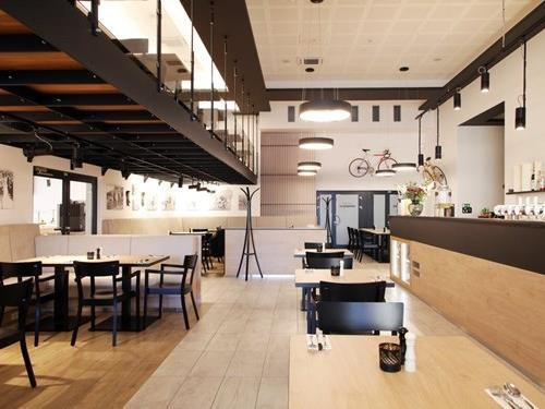 Hotel reStart a restaurace La Favorita