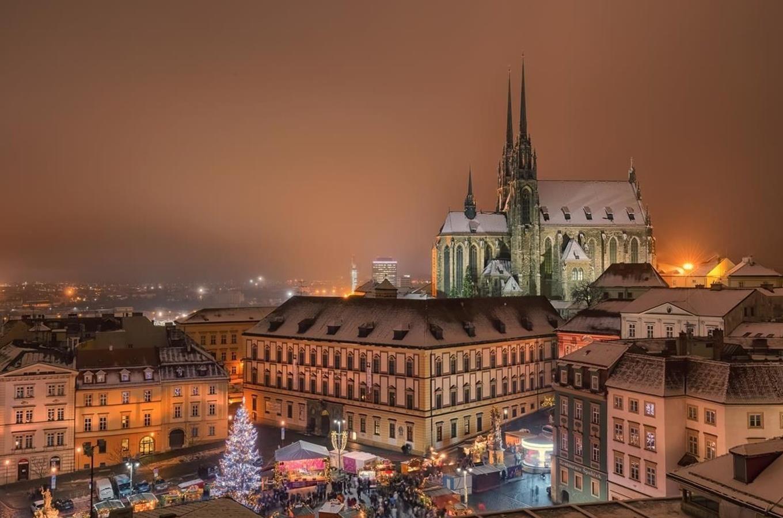 Vánoční trhy Brno 2020