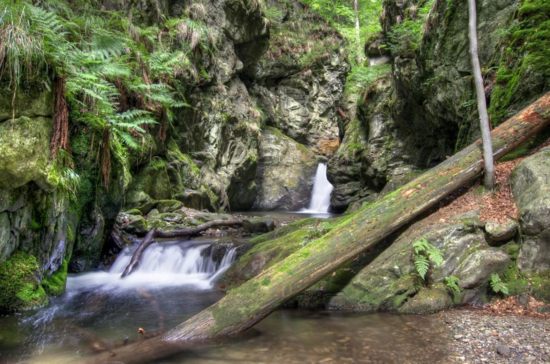 Kudy z nudy - Nýznerovské vodopády u Žulové