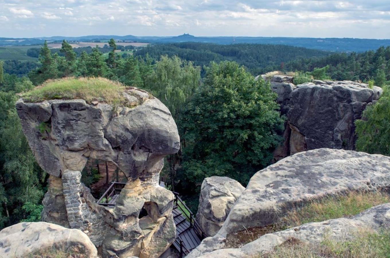 Přírodní rezervace Klokočské skály