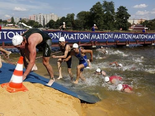 City Triathlon Karlovy Vary 2020