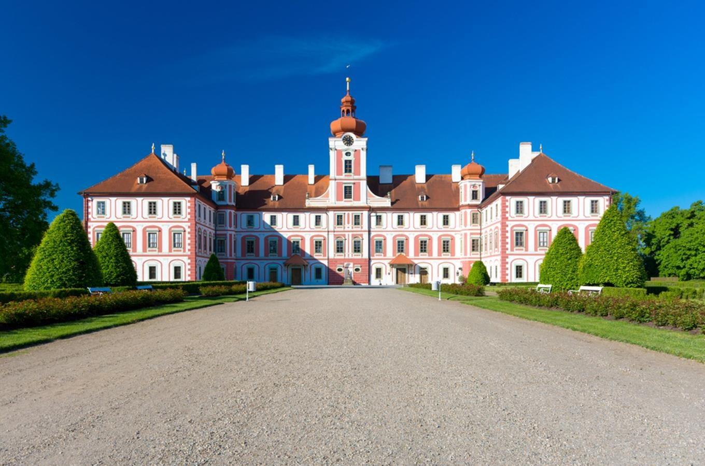 Zámek Mnichovo Hradiště - putování za Valdštejnem i Casanovou