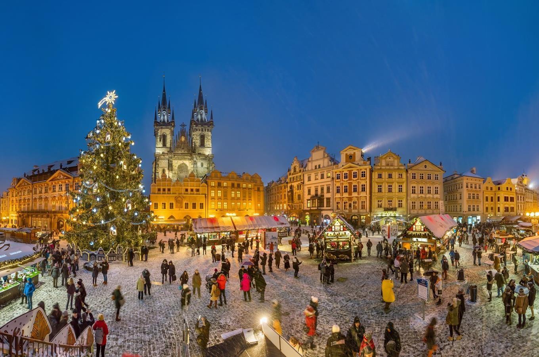 Vánoční trhy Praha 2020