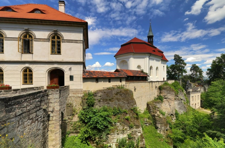 Hrad Valdštejn - nejstarší hrad Českého ráje