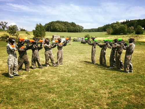 Paintball City Holešov