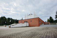 Krematorium a kolumbárium v Brně