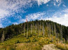 Na Lysou horu - královnu Moravskoslezských Beskyd
