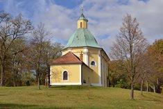 Kaple svatého Antonína Paduánského - Svatý Antonínek v Blatnici