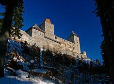 Zima v Kašperských Horách nadchne gurmány, sportovce i rodiny