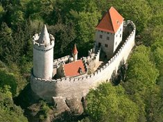 Na hrad Kokořín za loupežníky