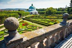 Kroměříž – město historických památek, umění a kultury