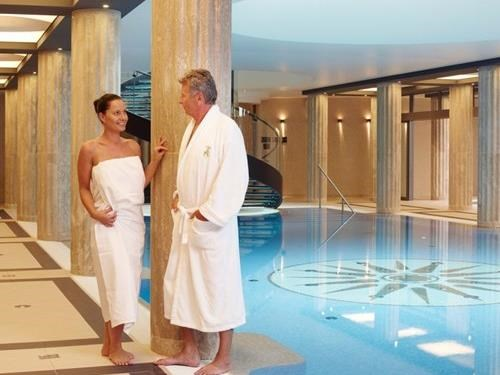 Spa & Wellness hotel Alexandria Luhačovice