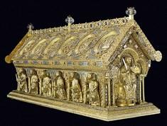 Zlatý poklad pod podlahou hradní kaple