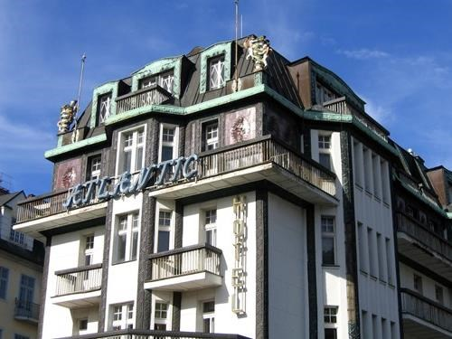 Luxury Spa Hotel Atlantic Palace Karlovy Vary