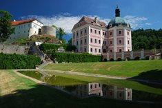 Navštivte historické památky Slavkovského lesa