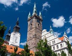 Klatovské mumie, barokní lékárna a Černá věž