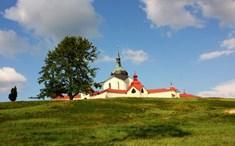 Žďár nad Sázavou je perlou barokní gotiky