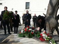 Den s T. G. Masarykem v Lánech