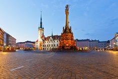 Procházka Olomoucí - moravskou metropolí UNESCO